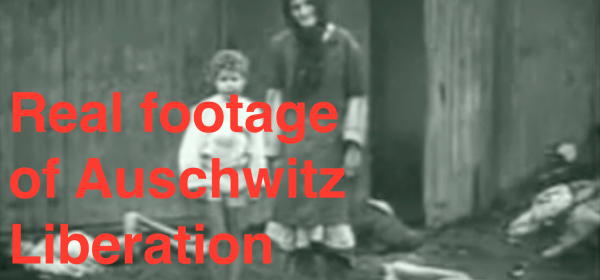 Holocaust and Auschwitz liberation