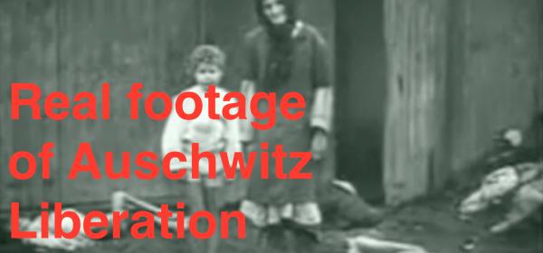 Holocaust and Auschwitz liberation